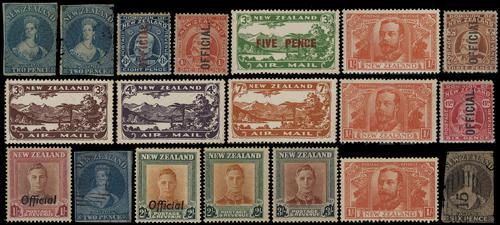 Lot 5017 - worldwide  -  John Bull Stamp Auctions The 2020 Summer Sale - Sale 333 Day 3