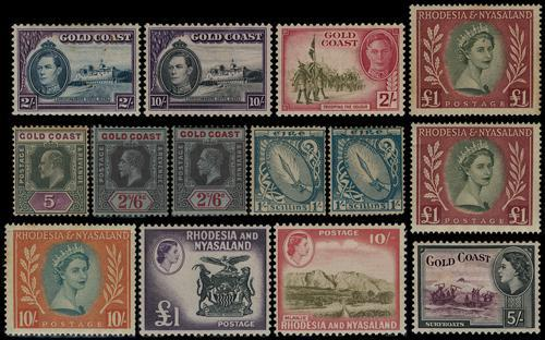 Lot 5040 - worldwide  -  John Bull Stamp Auctions The 2020 Summer Sale - Sale 333 Day 3