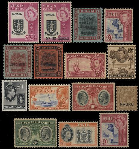 Lot 5029 - worldwide  -  John Bull Stamp Auctions The 2020 Summer Sale - Sale 333 Day 3
