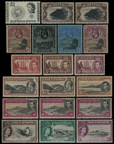 Lot 5037 - worldwide  -  John Bull Stamp Auctions The 2020 Summer Sale - Sale 333 Day 3