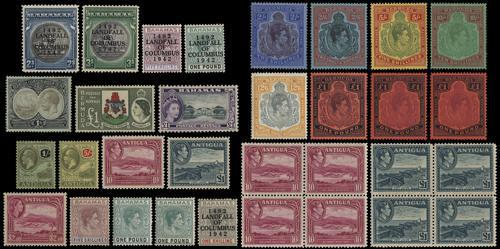 Lot 5035 - worldwide  -  John Bull Stamp Auctions The 2020 Summer Sale - Sale 333 Day 3