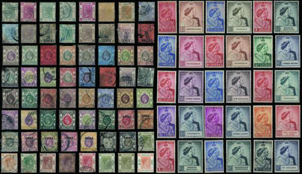 Lot 5150 - worldwide  -  John Bull Stamp Auctions THE 2021 SUMMER SALE - SALE 336 Day 4