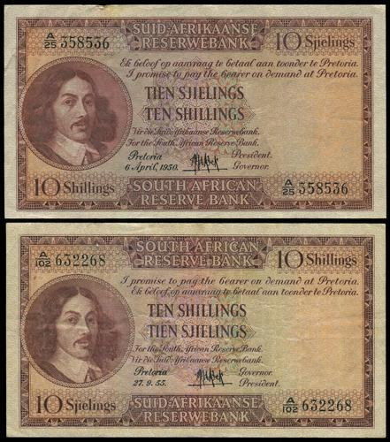 Lot 2288 - banknotes  -  John Bull Stamp Auctions sale 332