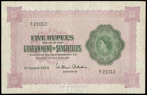 Lot 2287 - banknotes  -  John Bull Stamp Auctions sale 332