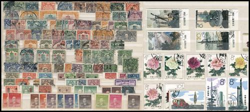 Lot 5007 - All China - Collections & Accumulations  -  John Bull Stamp Auctions sale 332