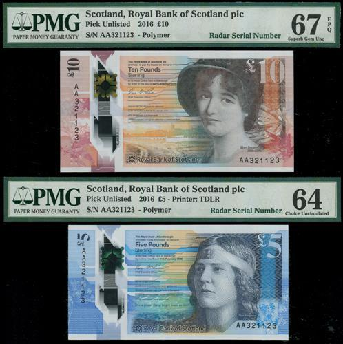 Lot 2283 - banknotes  -  John Bull Stamp Auctions sale 332