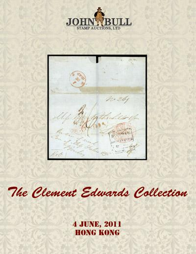 The Clement Edwards Collection – Hong Kong & China Postal History
